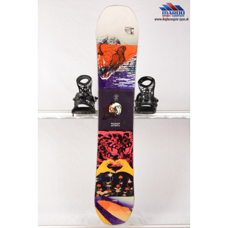 snowboard BATALEON DISTORTIA 2017, WOODCORE, handmade, 3BT - triple base technology, FLAT/camber