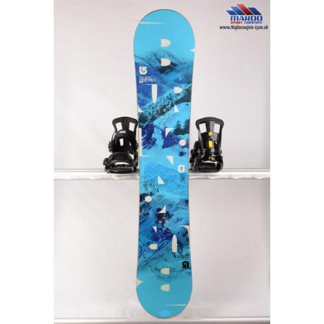 snowboard BURTON PROGRESSION 2017 blue, Woodcore, sidewall, ROCKER
