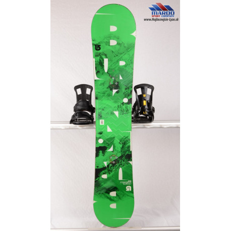 snowboard BURTON PROGRESSION 2018 WIDE, green, WOODCORE, sidewall, ROCKER
