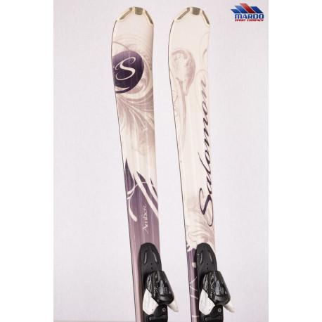 dámske lyže SALOMON ORIGINS AMBER + Salomon L9