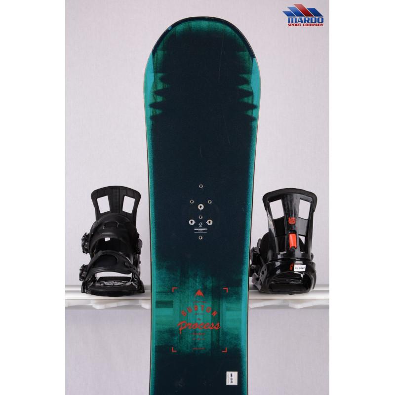snowboard BURTON PROCESS FLYING V, BLACK/navy, WOODCORE, sidewall, HYBRID/rocker ( TOP stav )