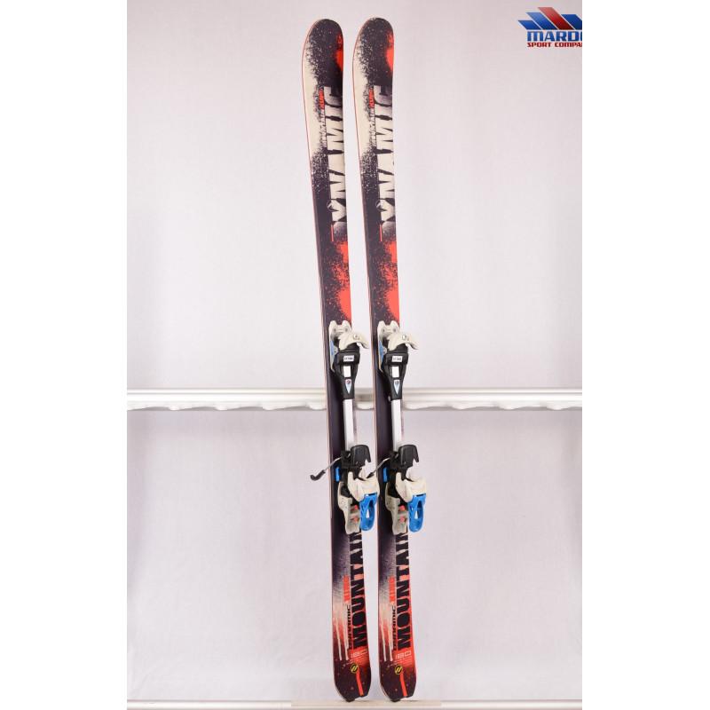 skialp lyže DYNAMIC MOUNTAIN KING, woocore, cruise core + Diamir Eagle 12 + Pásy ( TOP stav )
