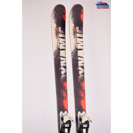 skialp lyže DYNAMIC MOUNTAIN KING, woocore, cruise core + Diamir Eagle 12 + Pásy ( TOP stav )