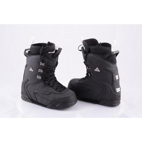 snowboardové topánky FIREFLY black, control lacing ( ako NOVÉ )
