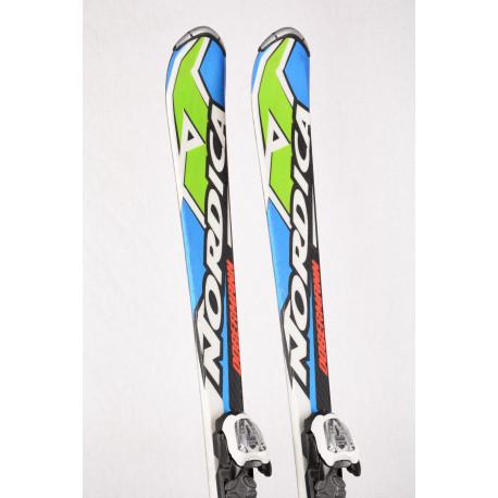 children's/junior skis NORDICA DOBERMANN TEAM race J blue + Marker 7.0