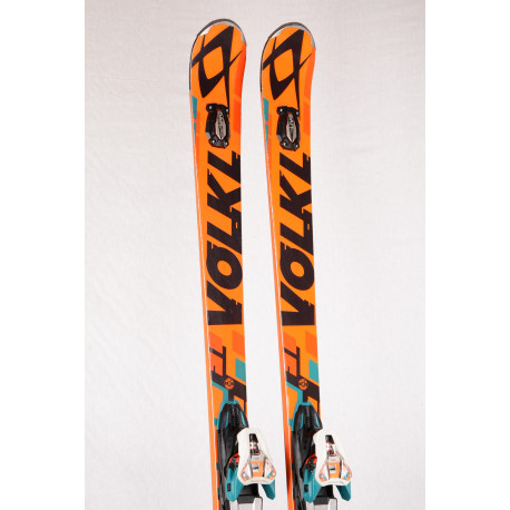 skis VOLKL RACETIGER GS UVO, Speedwall, Woodcore, Titanium, TIP rocker + Marker Motion X CELL 12 ( TOP condition )