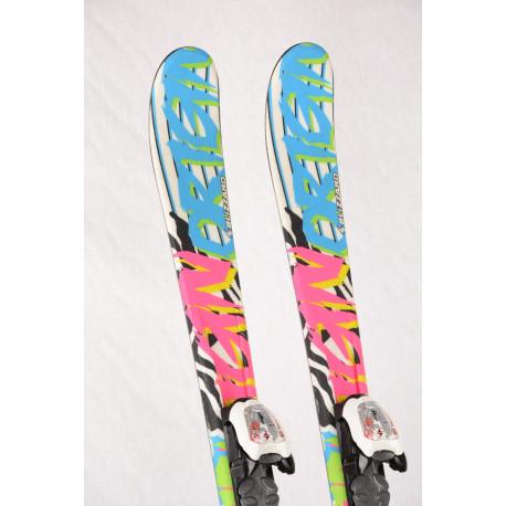 children's/junior skis BLIZZARD ORIGIN IQ FREESTYLE+ Blizzard IQ 4.5 ( TOP condition )