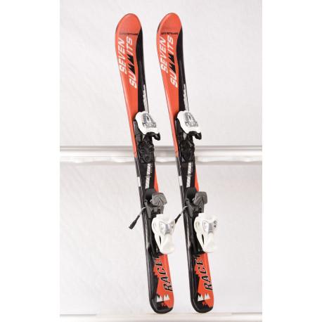 detské/juniorské lyže DYNAFIT SEVEN SUMMITS RACER + Marker 4.5 ( TOP stav )