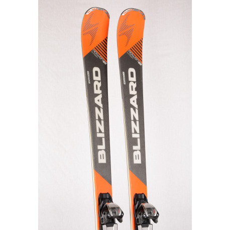 lyže BLIZZARD POWER RC CARBON, Woodcore, Carbon, POWERLINE + Marker TP 10 ( TOP stav )