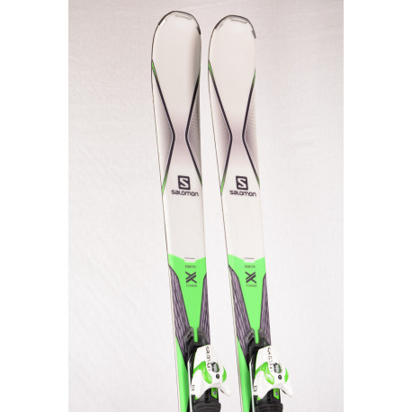 skis SALOMON X DRIVE 80 Woodcore, Basalt, X-CHASSIS + Salomon XT10