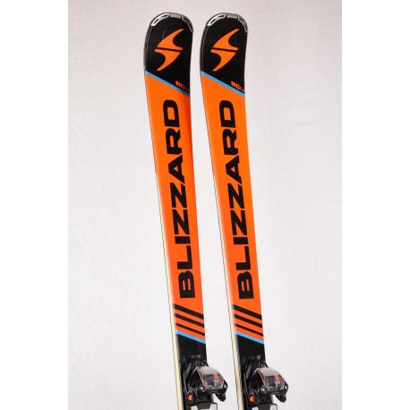 skis BLIZZARD RC CA, carbon, woodcore + Marker TP 10
