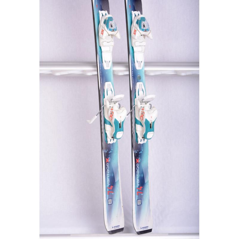 women's skis ATOMIC VANTAGE X 74 W, AM rocker, AVX 74 light woodcore + Atomic L10 lithium ( TOP condition )