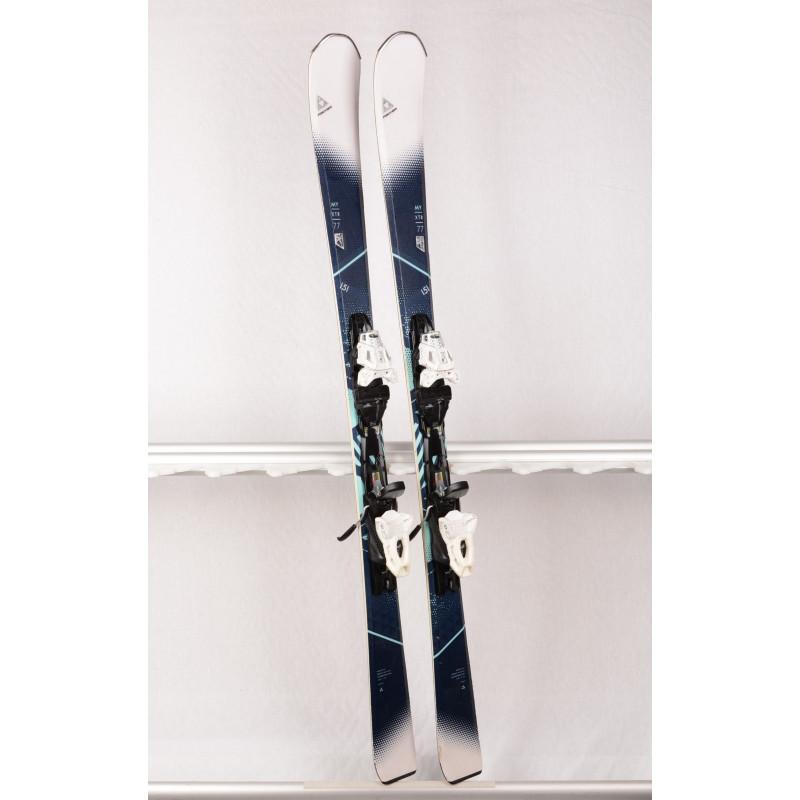women's skis FISCHER MY XTR 77, AIR tec, LIGHT woodcore + FISCHER MBS 10 ( TOP condition )