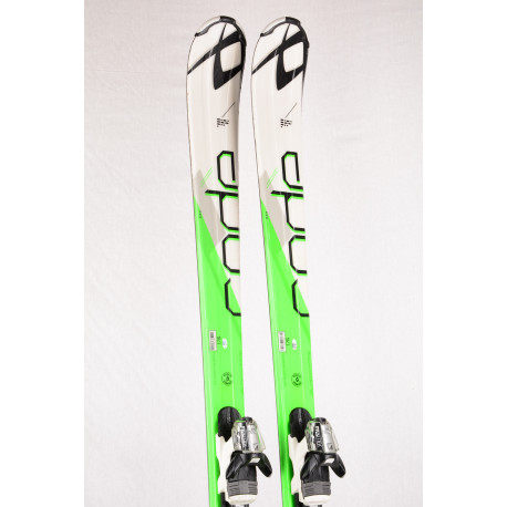 Ski VOLKL CODE 7.4 green, FULL sensor WOODcore, TIP rocker + Marker Fastrak 10