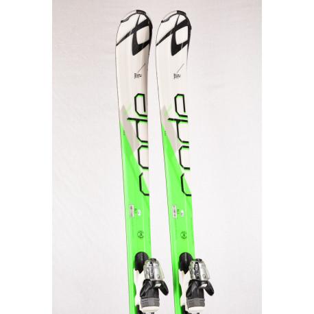skidor VOLKL CODE 7.4 green, FULL sensor WOODcore, TIP rocker + Marker Fastrak 10