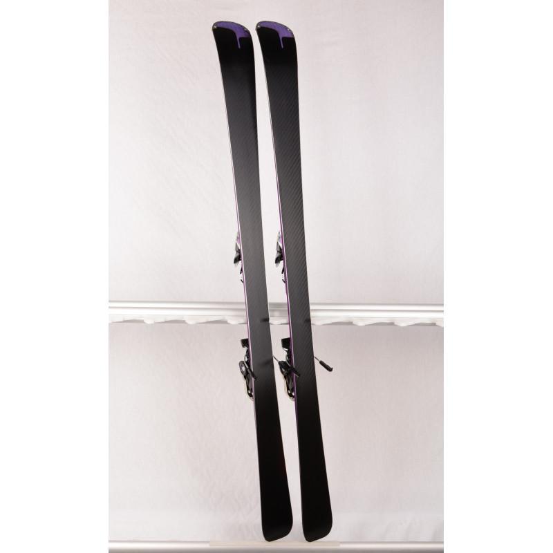 dámske lyže ROSSIGNOL FAMOUS 6 light series, XPRESS + Look Xpress 11 ( TOP stav )