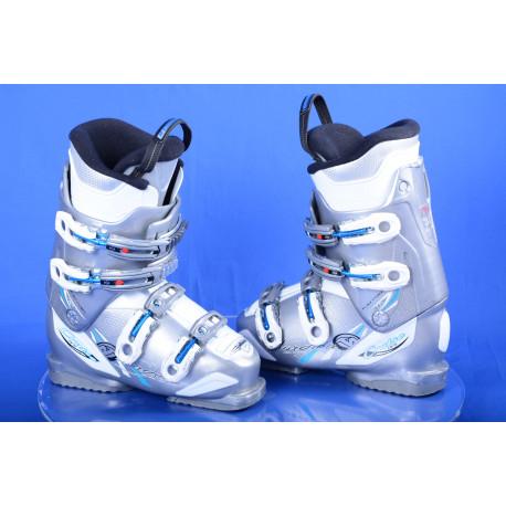 dámske lyžiarky NORDICA CRUISE NFS 65 W, silver/white, micro, ANTIBACTERIAL