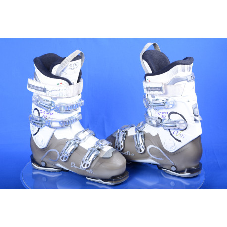 dámske lyžiarky DALBELLO ASPIRE 99 LTD, super comfort, SKI/WALK, X-module, white/grey