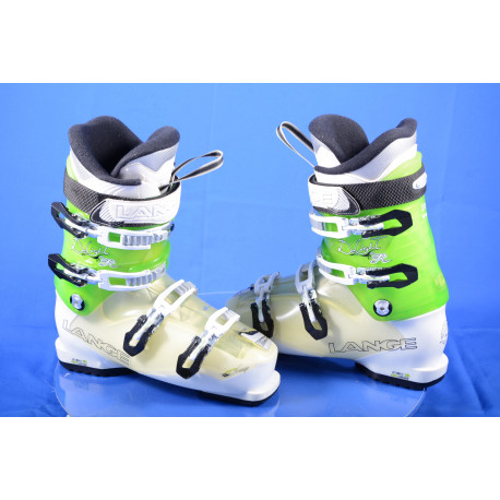 dámske lyžiarky LANGE DELIGHT 65, extra WARMTH, CONTROL fit technology, canting, micro, macro