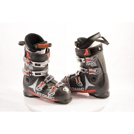 ski boots ATOMIC HAWX PRIME 100 R 2018 GREY, MEMORY FIT, 3D bronze, 3M THINSULATE, legendary HAWX feel ( TOP condition )