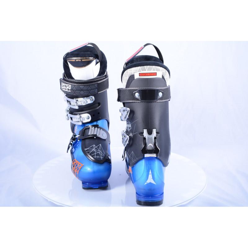 lyžiarky ATOMIC WAYMAKER flex PLUS, BLUE, atomic bronze, SKI/WALK system, micro, macro