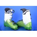 detské/juniorské lyžiarky ATOMIC HAWX plus JR 4, WHITE/green, macro