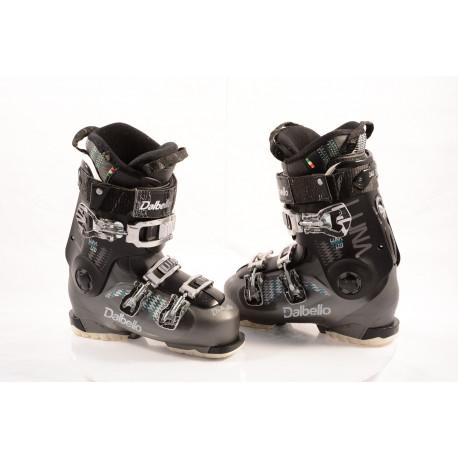 women's ski boots DALBELLO LUNA SPORT 60 ltd, FLEX adj. micro, macro ( TOP condition )