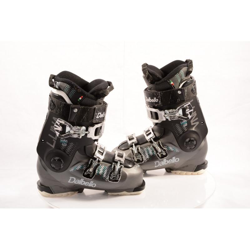 dámske lyžiarky DALBELLO LUNA SPORT 60 ltd, FLEX adj. micro, macro ( TOP stav )