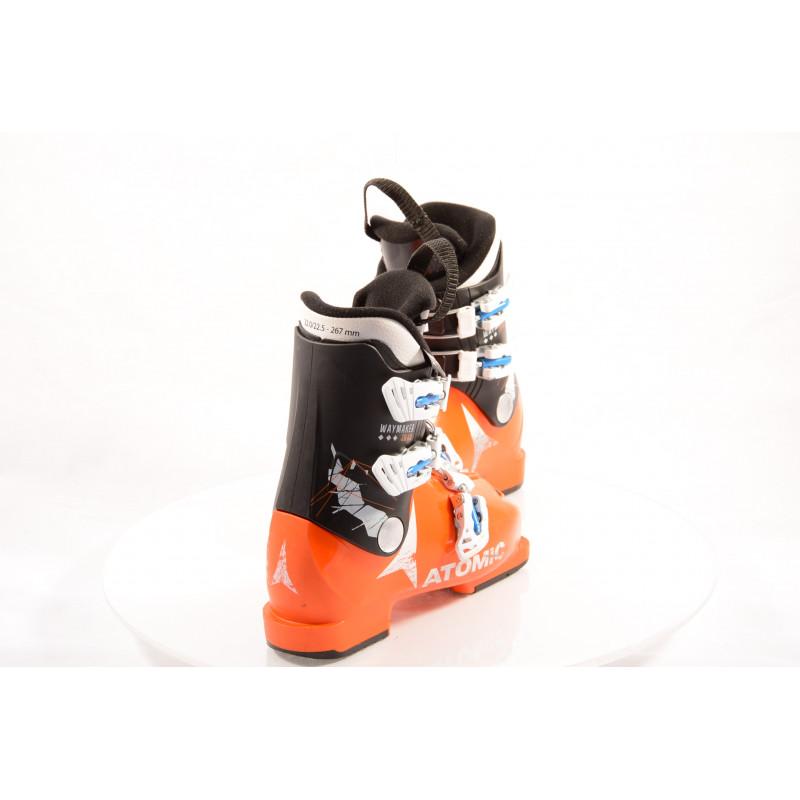 detské/juniorské lyžiarky ATOMIC WAYMAKER JR R3 2017 orange, THINSULATE insulation