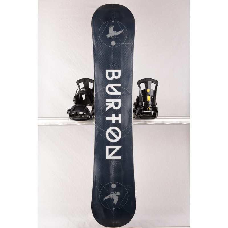 snowboard BURTON PROCESS EXPERIENCE FLYING V, GREEN, woodocre, carbon, HYBRID/rocker