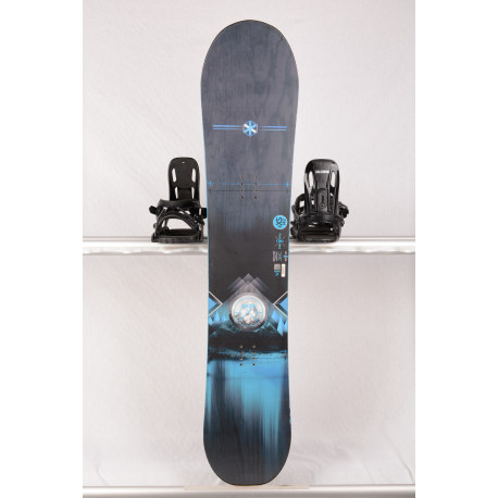 snowboard SALOMON QUATTRO 2017 black/blue, FREERIDE, Woodcore, sidewall, FLAT/rocker