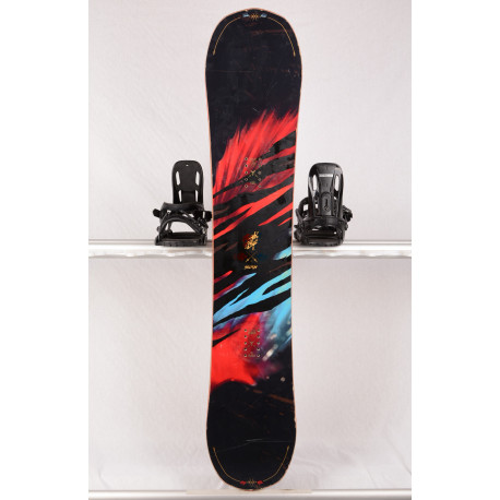 snowboard SALOMON RUMBLE FISH 2017, RADIAL, Woodcore, bamboo, CORK, ROCKOUT/camber