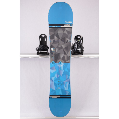 snowboard SALOMON WILD CARD 2018, black/blue, ALL terrain, woodcore, FLAT/rocker