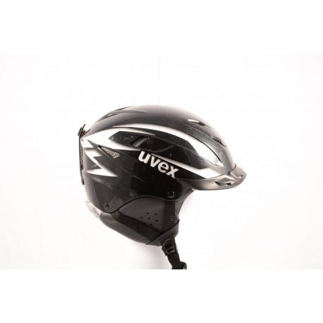 lyžiarska/snowboardová helma helma UVEX X-RIDE MOTION black 2017, nastaviteľná