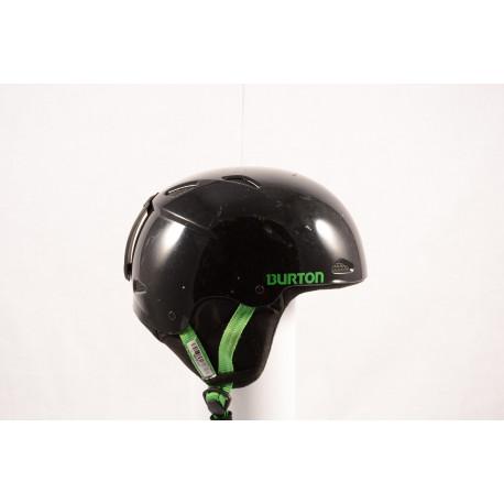 snowboardová helma BURTON PROGRESSION GREEN SCYCAP nastaviteľná