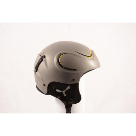 lyžiarska/snowboardová helma CEBE grey