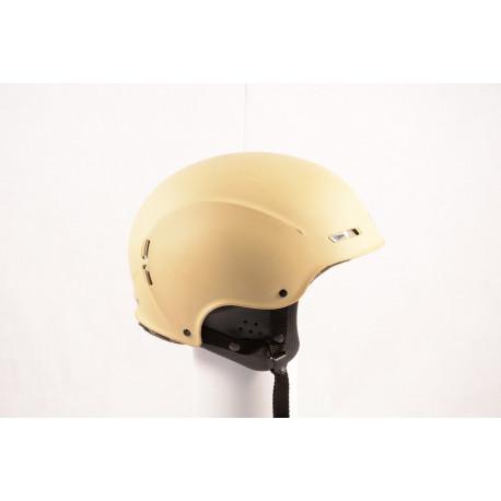 lyžiarska/snowboardová helma MOVEMENT CREME 2017, air ventilation