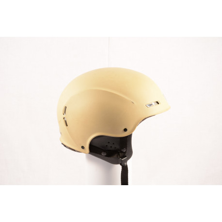 lyžiarska/snowboardová helma MOVEMENT CREME, air ventilation