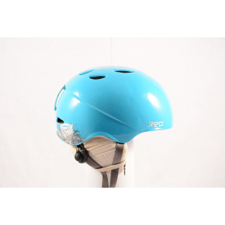 lyžiarska/snowboardová RED HI FI 2 blue, custom air ( TOP stav )