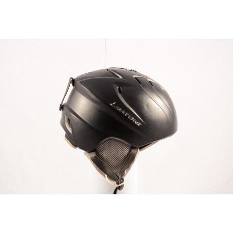 lyžiarska/snowboardová helma CRATONI SPIDER black, nastaviteľná ( TOP stav )