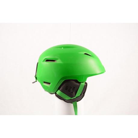 lyžiarska/snowboardová helma GIRO GOPRO HELM EDIT 2018 green, nastaviteľná, air vent ( NOVÁ )