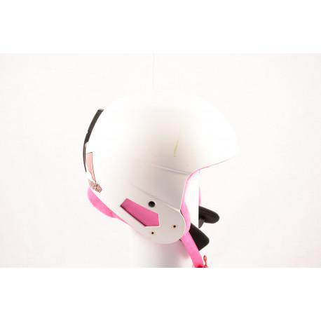 lyžiarska/snowboardová helma SHRED BRAIN BUCKET white/pink 2018 ( NOVÁ )