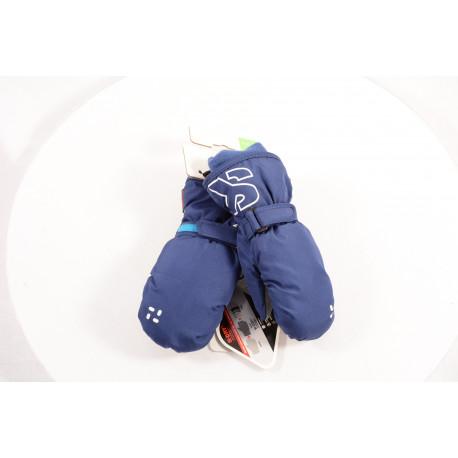 detské lyžiarske rukavice SKISET SONNY navy 2017, WARMTH, COMFORT, QUICK dry, BREATHIBILITY ( NOVÉ )