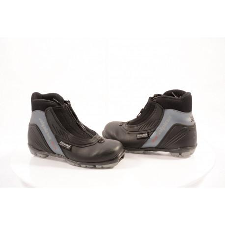 bežecké topánky ALPINA TR 25 black, THINSULATE insulation, NNN system ( TOP stav )