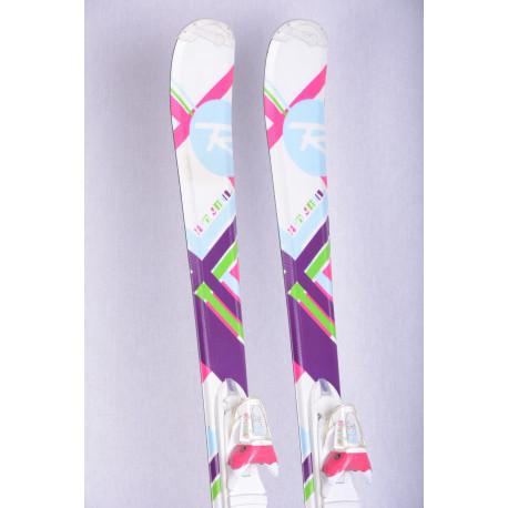 detské/juniorské lyže ROSSIGNOL FUN GIRL + Rossignol Xelium 4.5