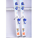 children's/junior skis ROSSIGNOL DESPICABLE ME, Minion + Rossignol KIDX 4.5 ( TOP condition )