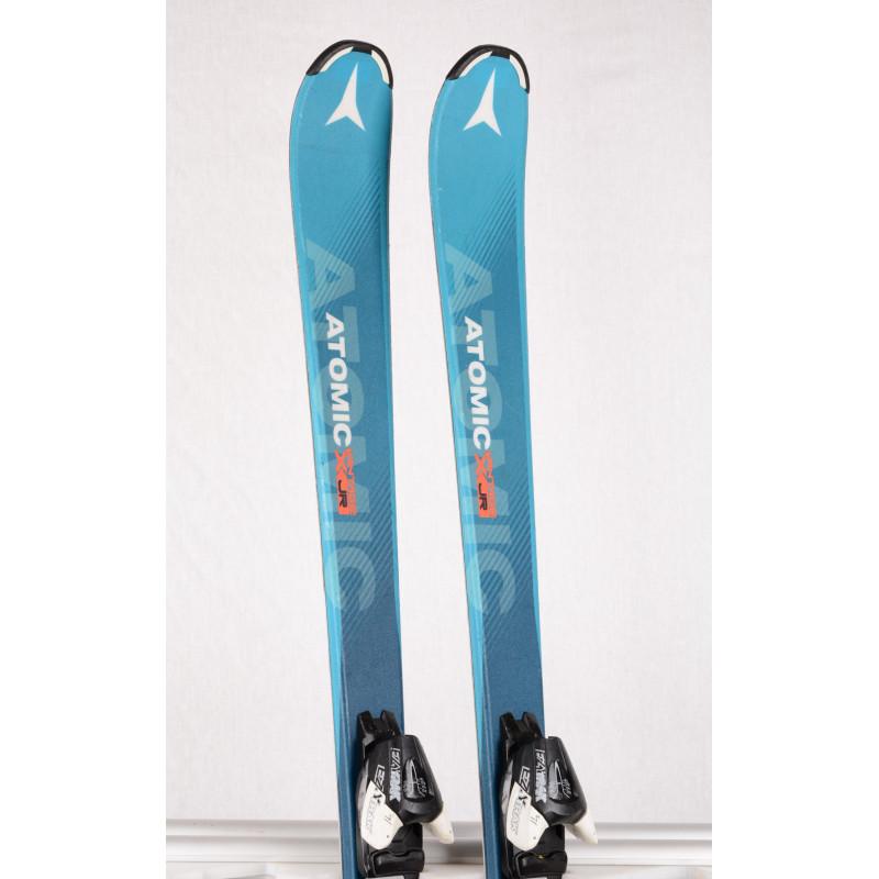 detské/juniorské lyže ATOMIC VANTAGE X JR, BEND-X + Atomic EZYtrak 5 ( TOP stav )