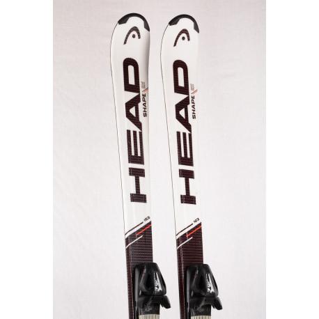 Ski HEAD SHAPE RX, power fiber jacket, ERA 3.0 + Tyrolia SP10