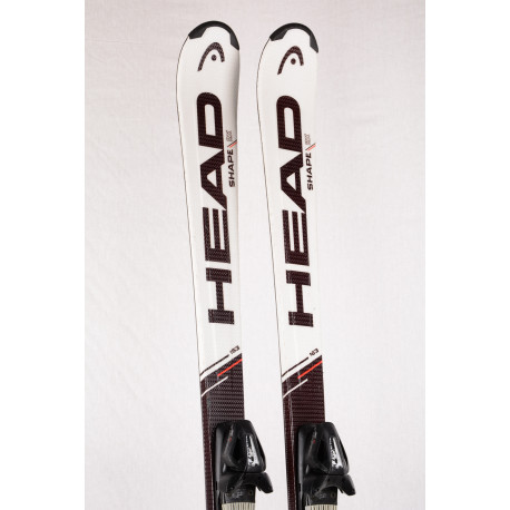 skis HEAD SHAPE RX, power fiber jacket, ERA 3.0 + Tyrolia SP10