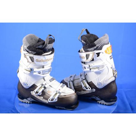 dámske lyžiarky SALOMON QUEST 880 W, 80 flex, BIOvent, OVERSIZED lever, SKI/WALK